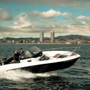 Cruise Boat Barcelona - Ideal for medium-distance sailings around Barcelona by boat.