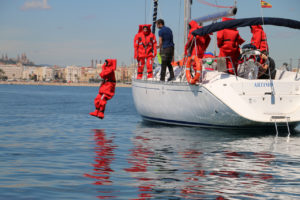 Escola Port. Course and practical course Basic training in security. STCW95.